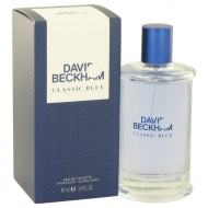 David Beckham Classic Blue by David Beckham - Eau De Toilette Spray 90 ml f. herra