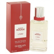 Habit Rouge L'eau by Guerlain - Eau De Toilette Spray 50 ml f. herra