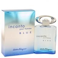 Incanto Blue by Salvatore Ferragamo - Eau De Toilette Spray 100 ml d. herra
