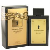 The Golden Secret by Antonio Banderas - Eau De Toilette Spray 200 ml f. herra
