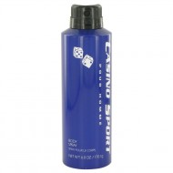 Casino Sport by Casino Perfumes - Body Spray (No Cap) 177 ml f. herra