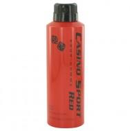Casino Sport Red by Casino Perfumes - Body Spray (No Cap) 177 ml f. herra