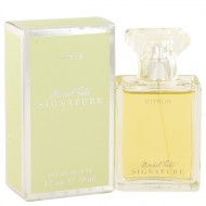 Marshall Fields Signature Citrus by Marshall Fields - Eau De Toilette Spray (Scratched box) 100 ml f. dömur