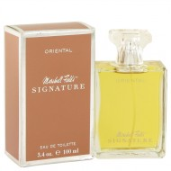 Marshall Fields Signature Oriental by Marshall Fields - Eau De Toilette Spray (Scratched box) 100 ml f. dömur