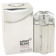 Montblanc Emblem Intense by Mont Blanc - Eau De Toilette Spray 100 ml f. herra