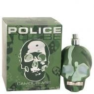 Police To Be Camouflage by Police Colognes - Eau De Toilette Spray (Special Edition) 125 ml f. herra