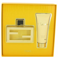 Fan Di Fendi by Fendi - Gjafasett - 2.5 oz Eau De Parfum Spray + 2.5 oz Body Lotion f. dömur