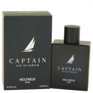 Captain by Molyneux - Eau De Parfum Spray 100 ml f. herra