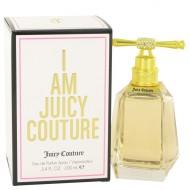 I am Juicy Couture by Juicy Couture - Eau De Parfum Spray 100 ml f. dömur