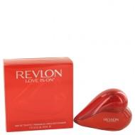 Love is On by Revlon - Eau De Toilette Spray 50 ml f. dömur