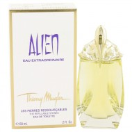 Alien Eau Extraordinaire by Thierry Mugler - Eau De Toilette Spray Refillable 60 ml f. dömur