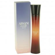 Armani Code Satin by Giorgio Armani - Eau De Parfum Spray 75 ml f. dömur