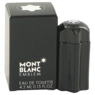 Montblanc Emblem by Mont Blanc - Mini EDT 4 ml f. herra