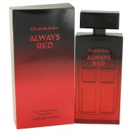 Always Red by Elizabeth Arden - Eau De Toilette Spray 100 ml f. dömur