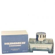 Hummer Chrome by Hummer - Eau De Toilette Spray 125 ml f. herra