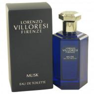 Lorenzo Villoresi Firenze Musk by Lorenzo Villoresi - Eau De Toilette Spray (Unisex) 100 ml f. dömur