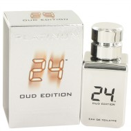 24 Platinum Oud Edition by ScentStory - Eau De Toilette Concentree Spray 50 ml f. herra