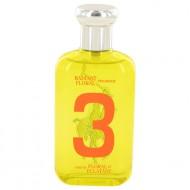 Big Pony Yellow 3 by Ralph Lauren - Eau De Toilette Spray (Tester) 100 ml f. dömur