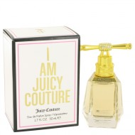 I am Juicy Couture by Juicy Couture - Eau De Parfum Spray 50 ml f. dömur