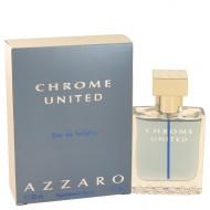 Chrome United by Azzaro - Eau De Toilette Spray 30 ml f. herra