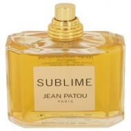 SUBLIME by Jean Patou - Eau De Toilette Spray (Tester) 75 ml f. dömur