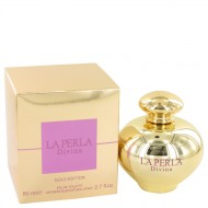 La Perla Divina Gold by Ungaro - Eau De Toilette Spray 80 ml f. dömur