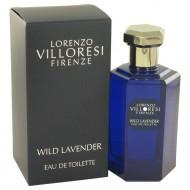 Lorenzo Villoresi Firenze Wild Lavender by Lorenzo Villoresi - Eau De Toilette Spray 100 ml d. herra