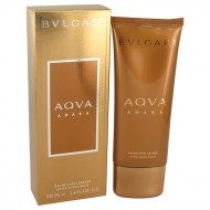 Bvlgari Aqua Amara by Bvlgari - After Shave Balm 100 ml f. herra