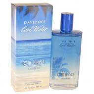 Cool Water Exotic Summer by Davidoff - Eau De Toilette Spray (limited edition) 125 ml f. herra
