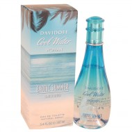Cool Water Exotic Summer by Davidoff - Eau De Toilette Spray (limited edition) 100 ml f. dömur