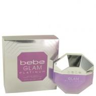 Bebe Glam Platinum by Bebe - Eau De Parfum Spray 100 ml f. dömur