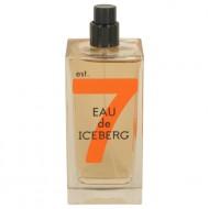 Eau De Iceberg Sensual Musk by Iceberg - Eau De Toilette Spray (Tester) 100 ml f. dömur