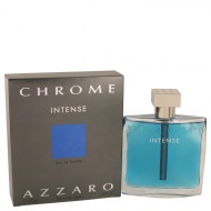 Chrome Intense by Azzaro - Eau De Toilette Spray 100 ml f. herra