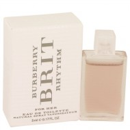 Burberry Brit Rhythm by Burberry - Mini EDT 5 ml f. dömur