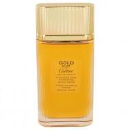 Must De Cartier Gold by Cartier - Eau De Parfum Spray (Tester) 100 ml f. dömur