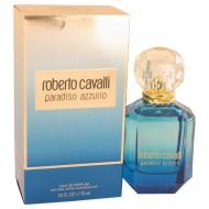 Roberto Cavalli Paradiso Azzurro by Roberto Cavalli - Eau De Parfum Spray 75 ml f. dömur