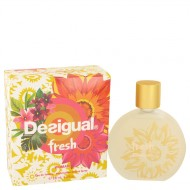 Desigual Fresh by Desigual - Eau De Toilette Spray 100 ml f. dömur