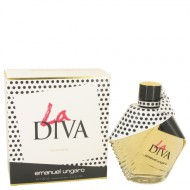 La Diva by Ungaro - Eau De Parfum Spray 100 ml f. dömur