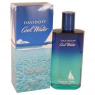 Cool Water Summer Seas by Davidoff - Eau De Toilette Spray 125 ml f. herra