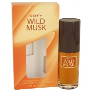WILD MUSK by Coty - Concentrate Cologne Spray 30 ml f. dömur