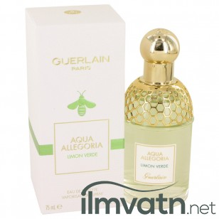 AQUA ALLEGORIA Limon Verde by Guerlain - Eau De Toilette Spray 75 ml f. dömur
