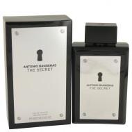The Secret by Antonio Banderas - Eau De Toilette Spray 200 ml f. herra