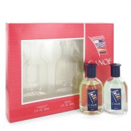 CANOE by Dana - Gjafasett - 2 oz Eau De Toilette Spray + 2 oz After Shave f. herra