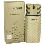 Lapidus Gold Extreme by Ted Lapidus - Eau De Toilette Spray 100 ml f. herra