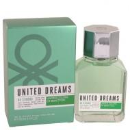 United Dreams Be Strong by Benetton - Eau De Toilette Spray 100 ml f. herra