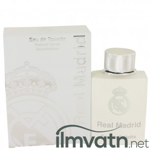 Real Madrid by AIR VAL INTERNATIONAL - Eau De Toilette Spray 100 ml f. dömur