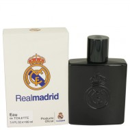 Real Madrid Black by Air Val International - Eau De Toilette Spray 100 ml f. herra