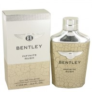 Bentley Infinite Rush by Bentley - Eau De Toilette Spray 100 ml f. herra