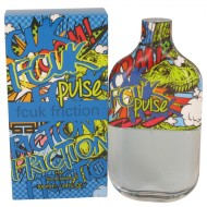 FCUK Friction Pulse by French Connection - Eau De Toilette Spray 100 ml f. herra