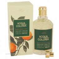 4711 Acqua Colonia Blood Orange & Basil by Maurer & Wirtz - Eau De Cologne Spray (Unisex) 169 ml f. dömur